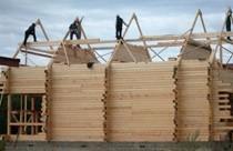 строительство домов из бруса в Краснокамске