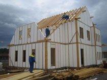 каркасное строительство домов Краснокамск