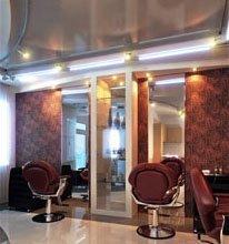 Отделка парикмахерской в г.Краснокамск