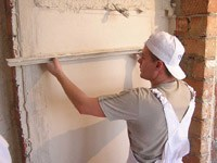 ремонт стен Краснокамск