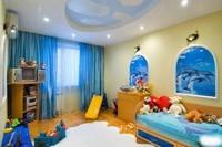 Отделка детской комнаты в Краснокамске