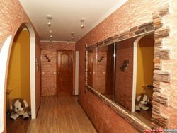 отделка коридора в Краснокамске