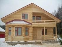 Строительство домов из бруса в Краснокамске. Нами выполняется строительство домов из бруса, бревен в городе Краснокамск и пригороде